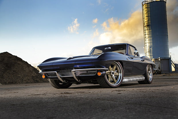 63-67 Corvette with SB/BBC engine and Tremec 5-Speed
