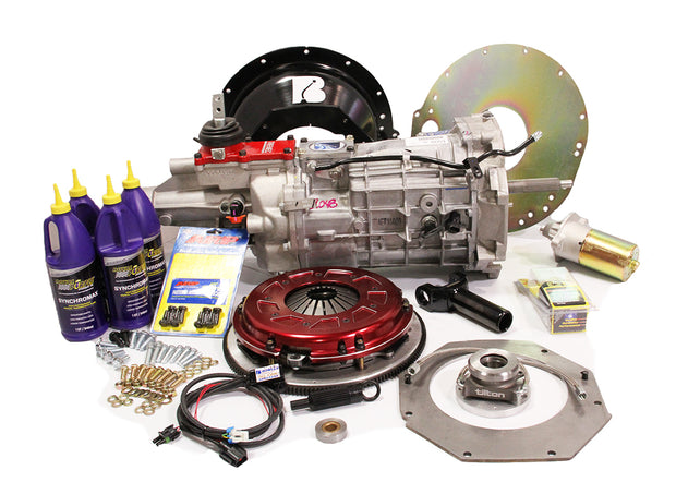 T-56 Magnum package for Gen 3 Hemi and Hellcat engines up to 800hp (passenger side starter)