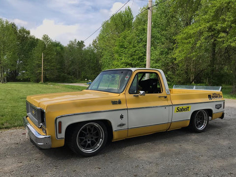 73-87 C10 with LS/LT engine and Tremec T56 Magnum 6-Speed