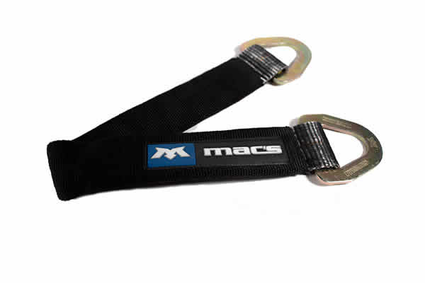 Mac's Axle Strap with Sleeve (24-Inch)