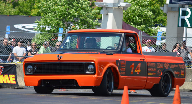 63-72 C10 with LS/LT engine and Tremec T56 Magnum 6-Speed