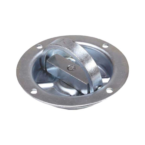 Mac's Recessed 360° Swivel D-Ring (M-901)