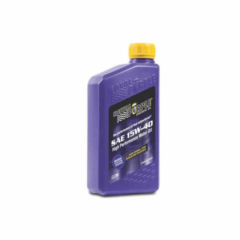 Royal Purple 15W40 Motor Oil (Quart)