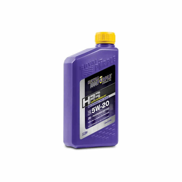 Royal Purple HPS 5W20 Synthetic Motor Oil (quart)