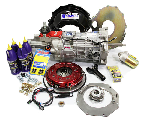 T-56 Magnum package for Gen 3 Hemi, Hellcat, and Hellephant engines up to 1100hp (driver side starter)