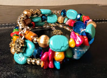 Load image into Gallery viewer, MOROCCAN GODDESS BRACELET