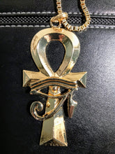 Load image into Gallery viewer, THE ANKH OF RA NECKLACE