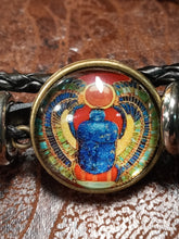 Load image into Gallery viewer, FIRE KHEPERA BRACELET