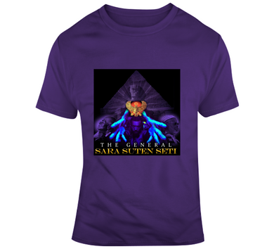 Royal Purple T Shirt