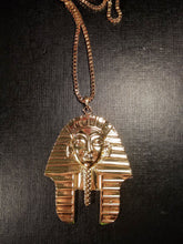 Load image into Gallery viewer, KING TUT HEAVY MENTAL MEDALLION NECKLACE