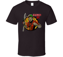 Load image into Gallery viewer, Warrior Code- Dark Chocolate T Shirt