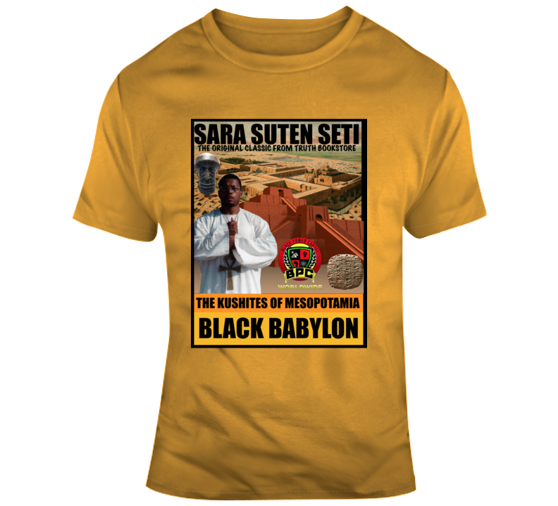 Black Babylon T Shirt