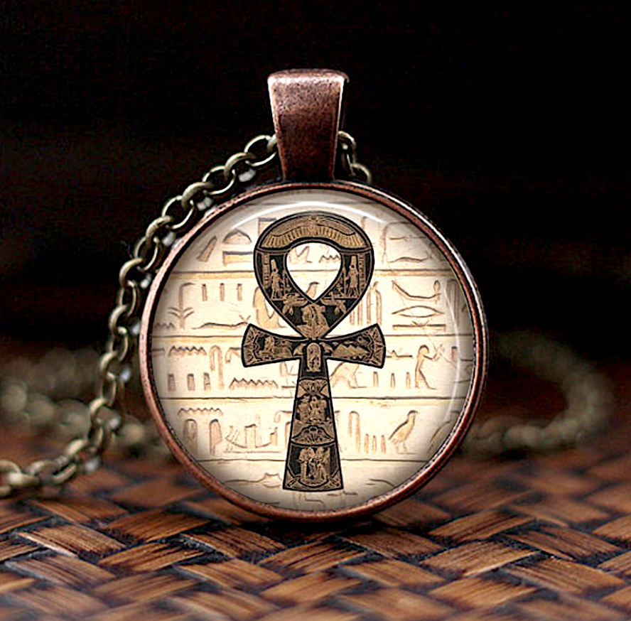 THE ANKH OF ETERNAL LIFE NECKLACE