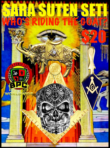 WHOSE RIDING THE GOAT? ISLAM & FREEMASONRY 2-DISCS