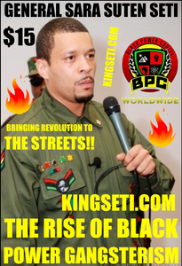 THE RISE OF BLACK POWER GANGSTERISM!!!
