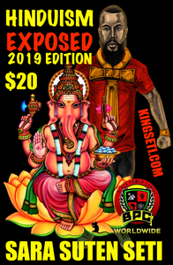 HINDUISM EXPOSED!!! 2019 EDITION