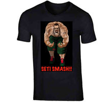 Load image into Gallery viewer, Seti Smash!!! T Shirt