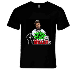 Bang On The Beast 3 T Shirt