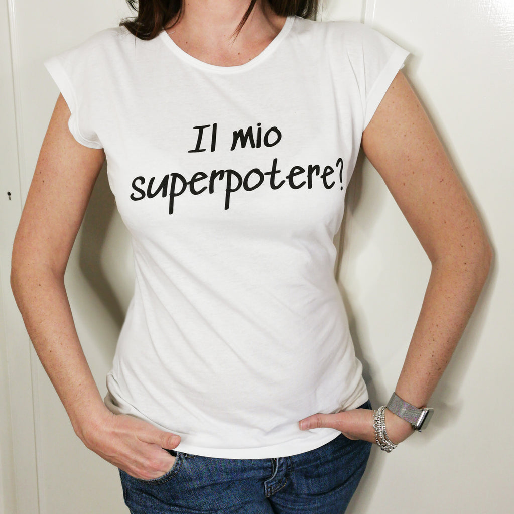 T-SHIRT SUPERPOTERE