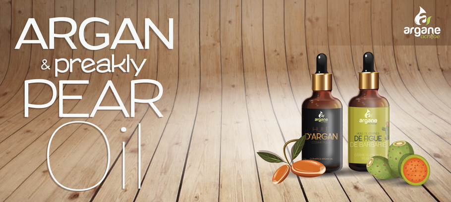 Packaging Argan oil