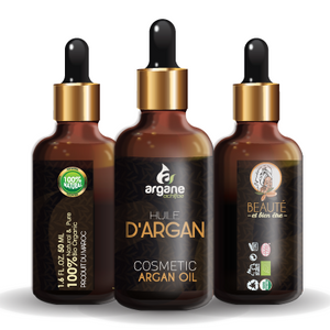 Cosmetic Argan Oil Pure - ZINEGLOB