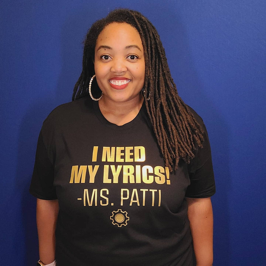 Ms. Patti (UNISEX FIT T-SHIRT)