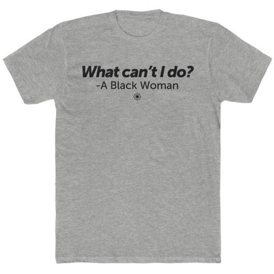 Signed, A Black Woman (UNISEX FIT T-SHIRT)-T-Shirt-ENJEN DESIGN