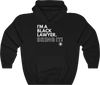 Black Lawyer (UNISEX HOODIE)-Hoodie-ENJEN DESIGN