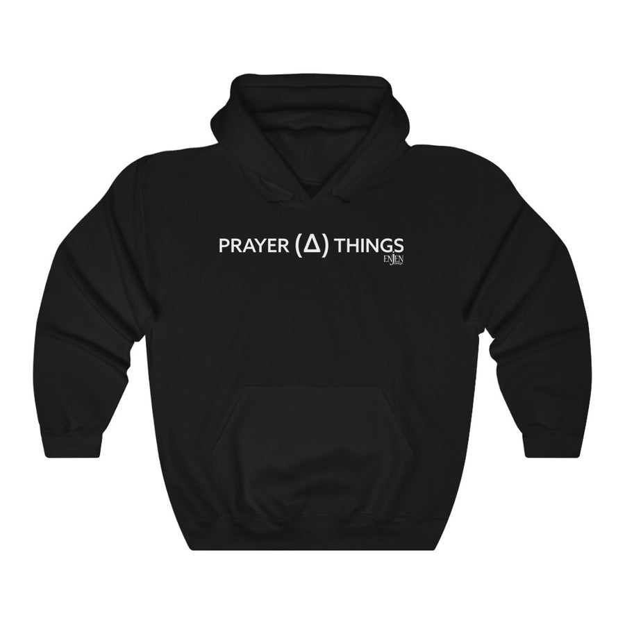 Prayer Changes Things (UNISEX HOODIE)-Hoodie-ENJEN DESIGN