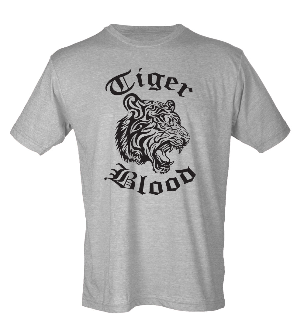 Vegas Royalty 'Tiger Blood' Unisex Super Soft Tee