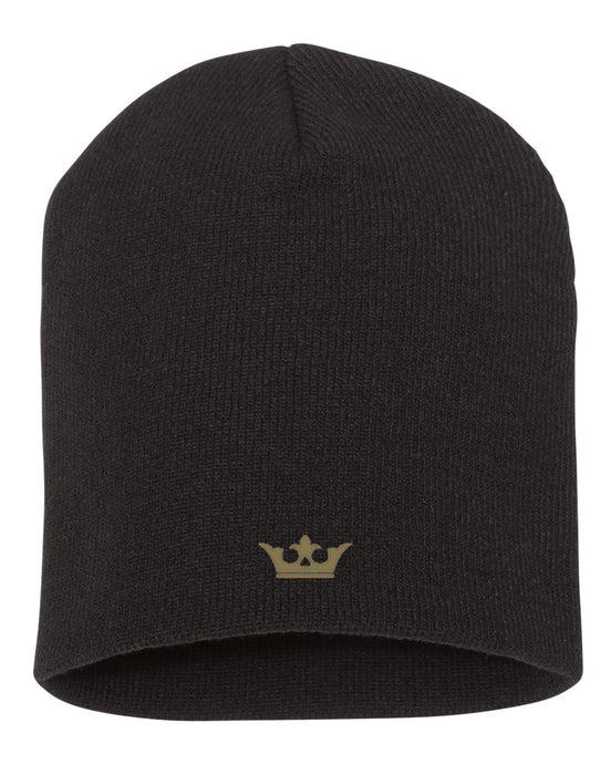 Vegas Royalty Fall 2020 Crown Short Beanie