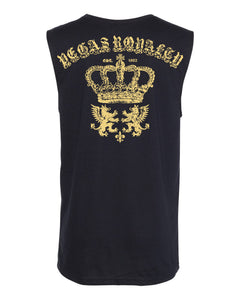 Vegas Royalty Vintage Crown Summer 2020 Muscle Tank
