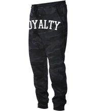 Load image into Gallery viewer, Vegas Royalty 'ROYALTY' Fleece Joggers