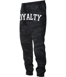 Vegas Royalty 'ROYALTY' Fleece Joggers
