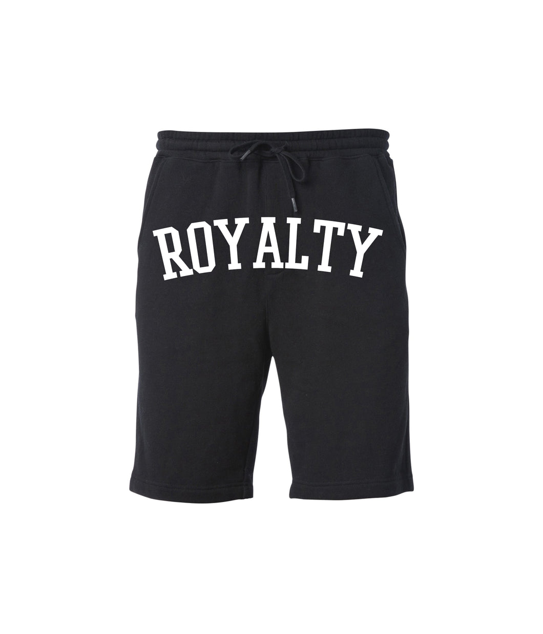 Vegas Royalty 'ROYALTY' Unisex Fleece Shorts