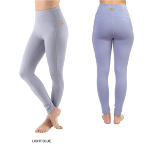 Vegas Royalty Ladies Premium Active Pocket Leggings