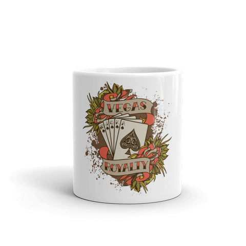 VR Royal Flush Mug