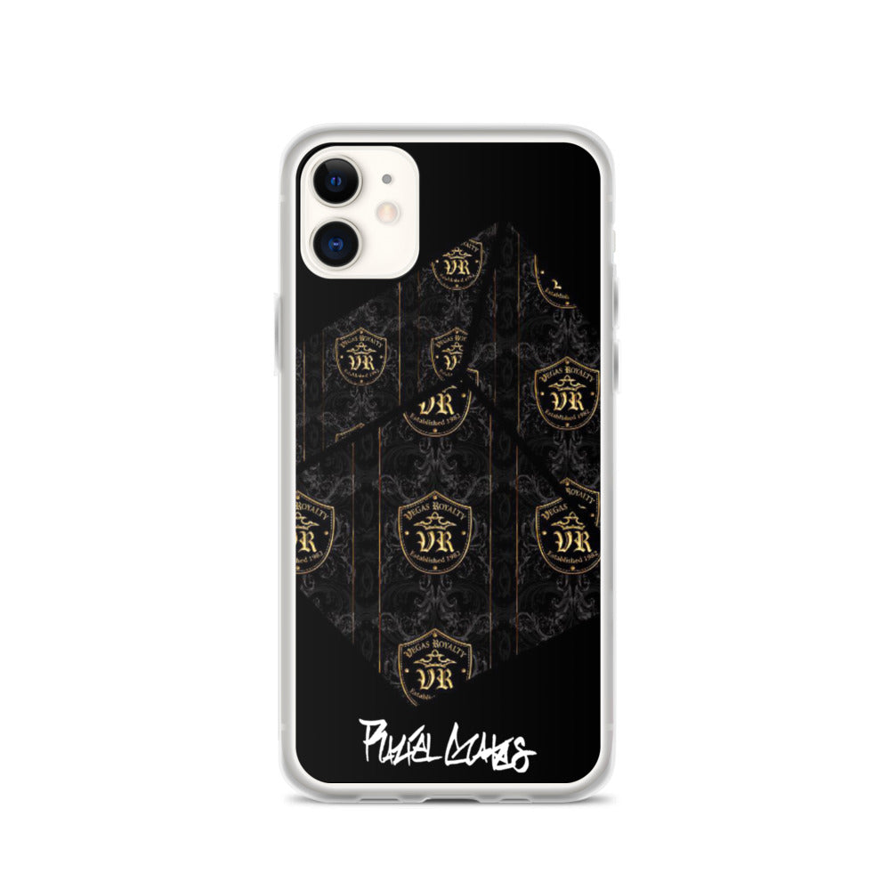 Vegas Royalty X Raziel Gates iPhone Case