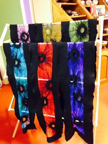 Little Dog Studios Felted Scarves and Collars