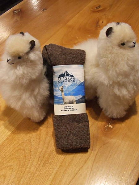 Outdoor Socks by A Alpacas