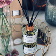 Load image into Gallery viewer, Luxury Black Fibre Reed Diffuser 100ml