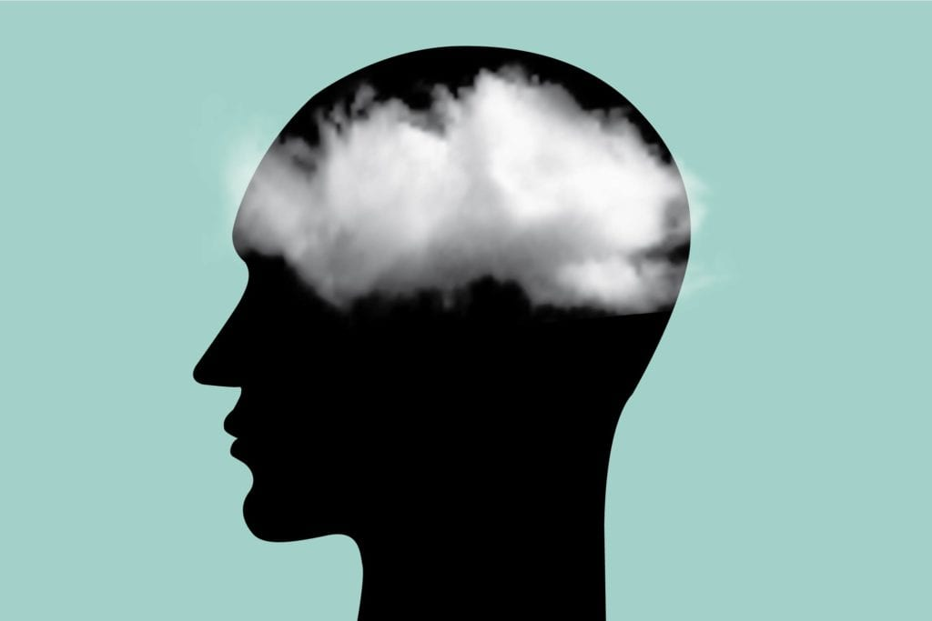 Experiencing brain fog? Essential oils will clear those clouds.