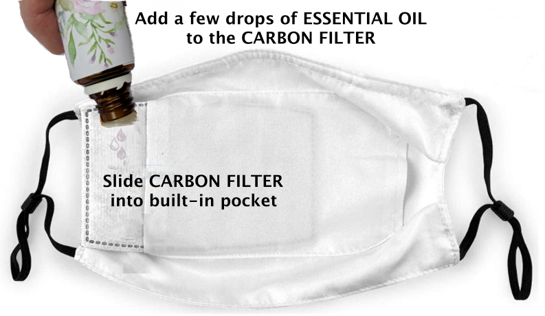 Tiger King Mask with Filter - Essential Gear Products