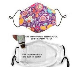 Essential Oil Bag | Diffuser Oil Mask - Essential Gear Products