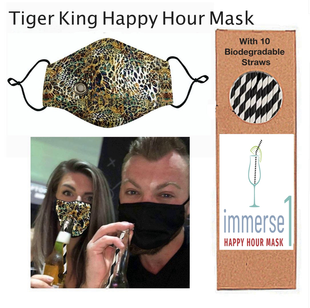 Happy Hour Mask - Essential Gear Products