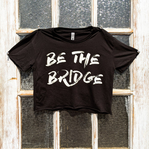 Be The Bridge Crop Top Youth