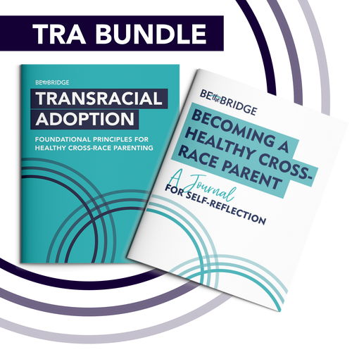 Be the Bridge Transracial Adoption Bundle: Guide + Journal (PDF downloads)