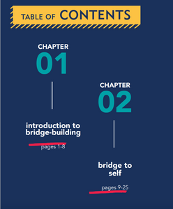 Be the Bridge Youth Kit: Group License for the Participant Guide, Leader Guide, and Videos