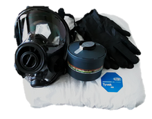 Pandemic Protection Kit [SGE400/3 Gas Mask]