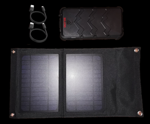 Field Ops Solar Power Kit